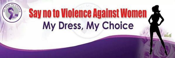 #MyDressMyChoice
