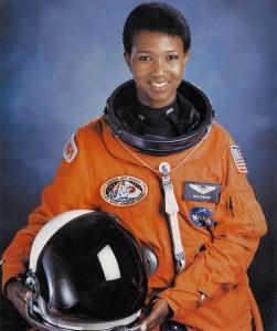 Mae Jemison - photo Wikipedia